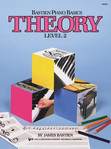 Bastien piano basics THEORY Level 2