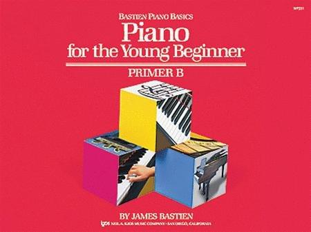Bastien piano basics Piano for the young beginner Primer B