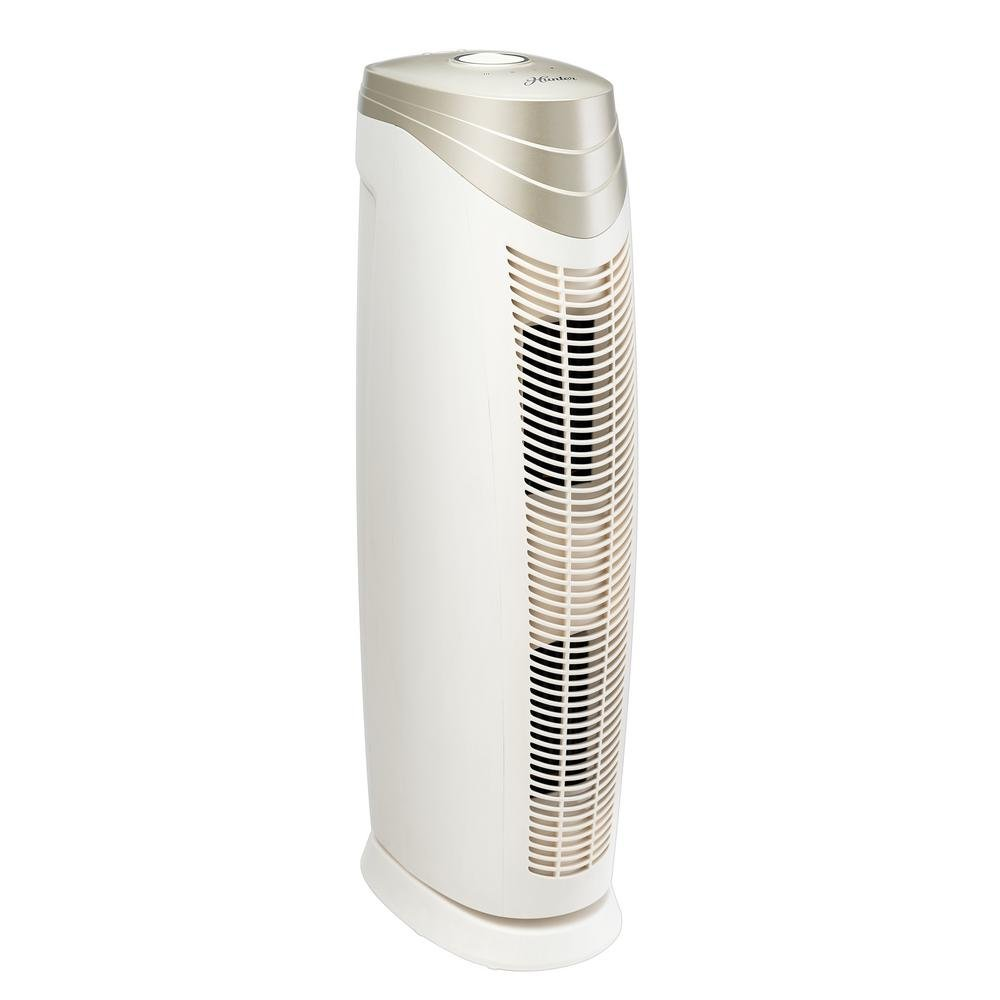 HT1701BB: Hunter HEPA Air Purifier