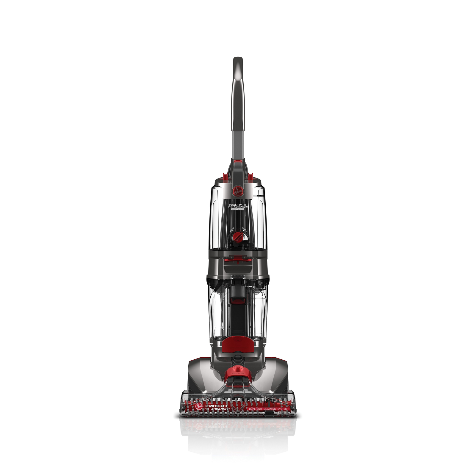 FH51102NC: Hoover Carpet Cleaner Power Path Pro Advanced