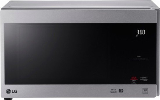 LMC0975ST-B: LG NeoChef 0.9 Cu. Ft. Compact Microwave - Stainless Steel