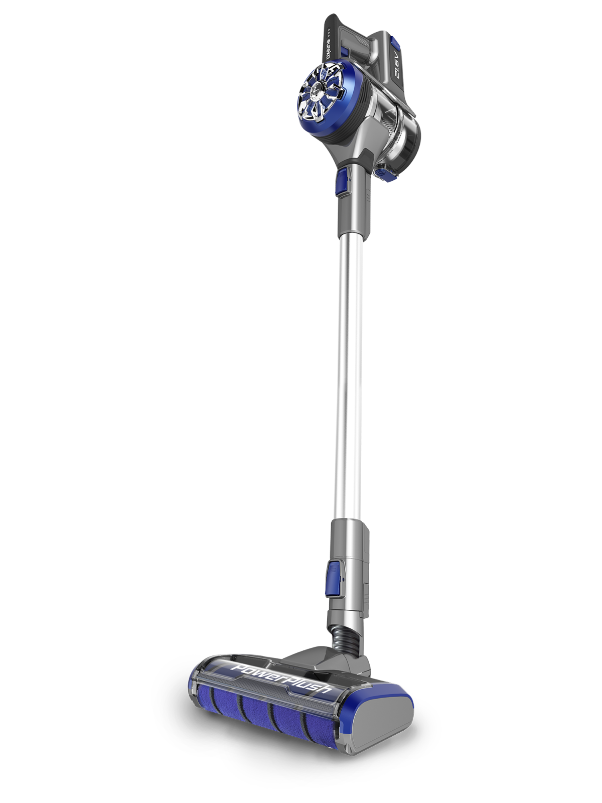 REF140S: Eureka PowerPlush Lightweight Cordless Vacuum, Refurbished