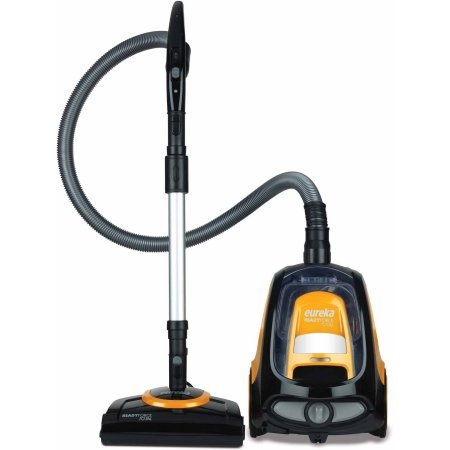 REF310C: Refurbished Eureka ReadyForce Total Powerhead Bagless Canister Vacuum with Automatic Cord Rewind 3500AE