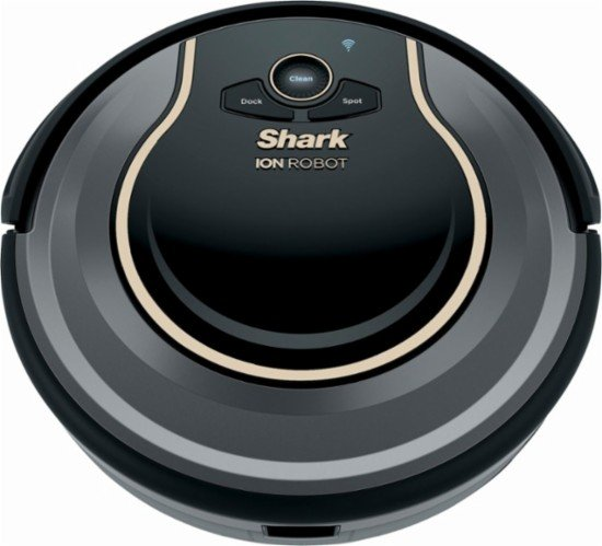 RV750: Shark ION Robot Vacuum WIFI-Connected Voice Control Dual-Action Robotic Vacuum Carpet No Remote