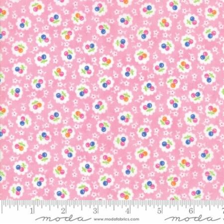 Badda Bing Sm Flowers Pink