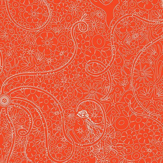 Sun Prints Depths Tiger