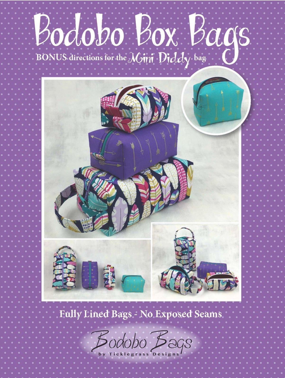 Bodobo Box Bags