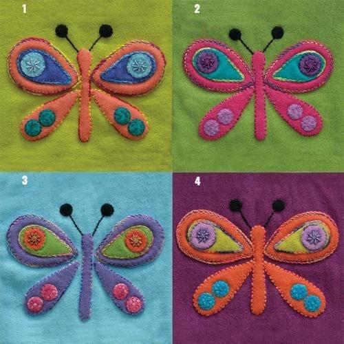 Butterfly Pre Cut
