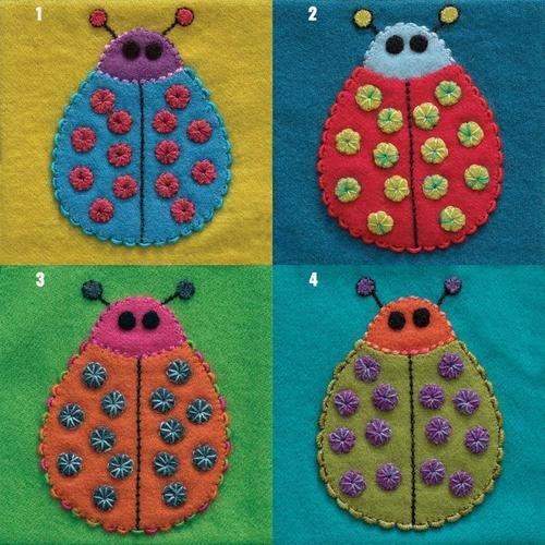Ladybug Pre Cut