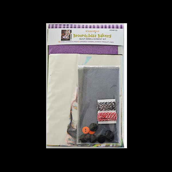 Broomhildas Bakery Embellishment Kit