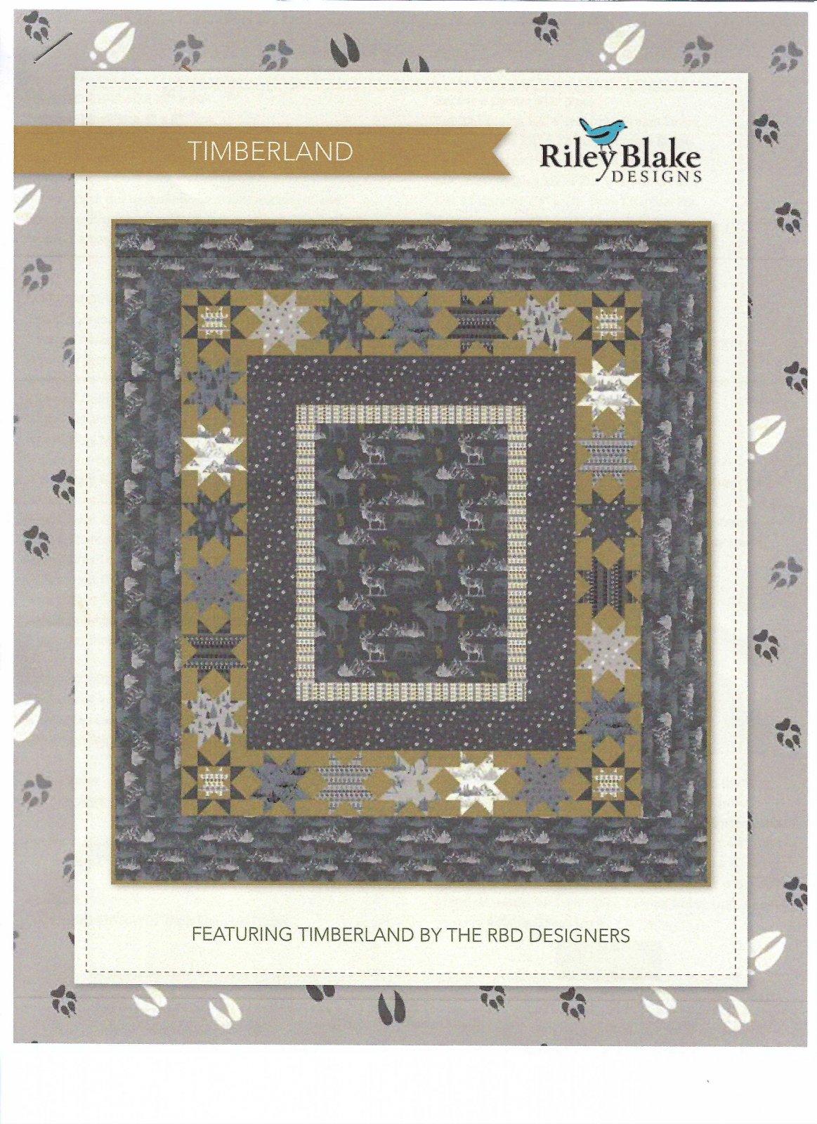timberland quilt