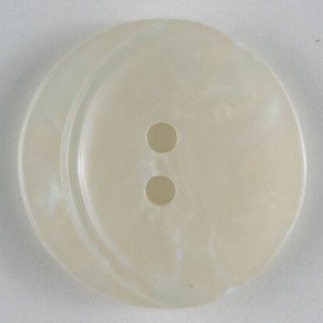 23mm Pearl Moon Button