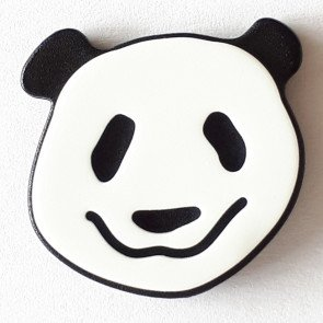 Panda Button, 22mm