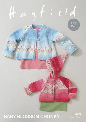 Sweater Pattern 4678