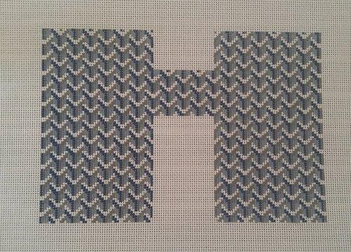 Y Pattern Canvas Front AF18