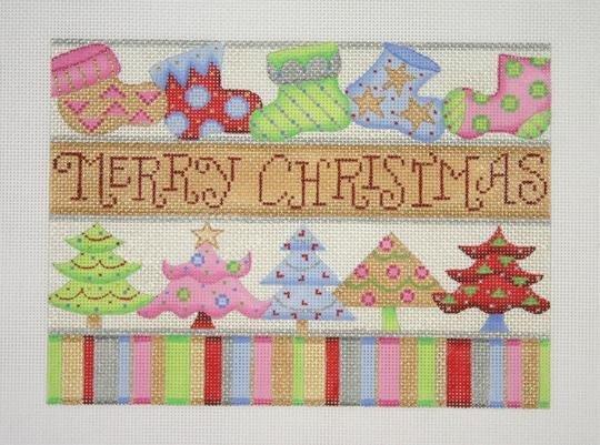 Christmas Pillow Merry Christmas BB1301