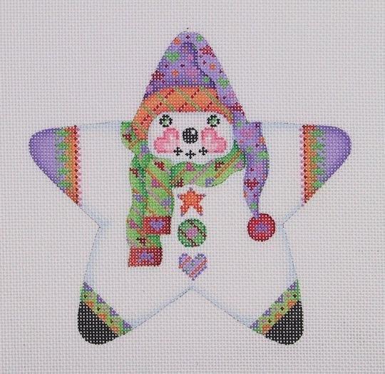 Star Snowman BB1455