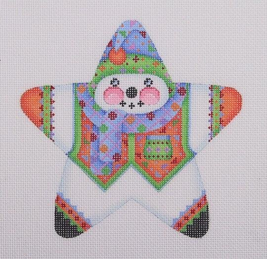 Star Snowman BB1457