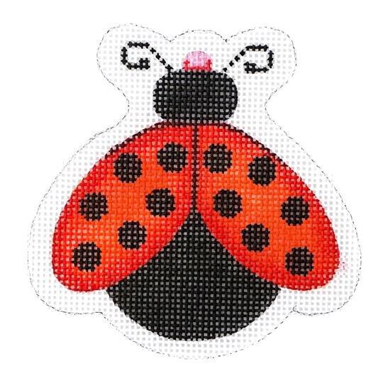 Lady Bug Ornament BB1565