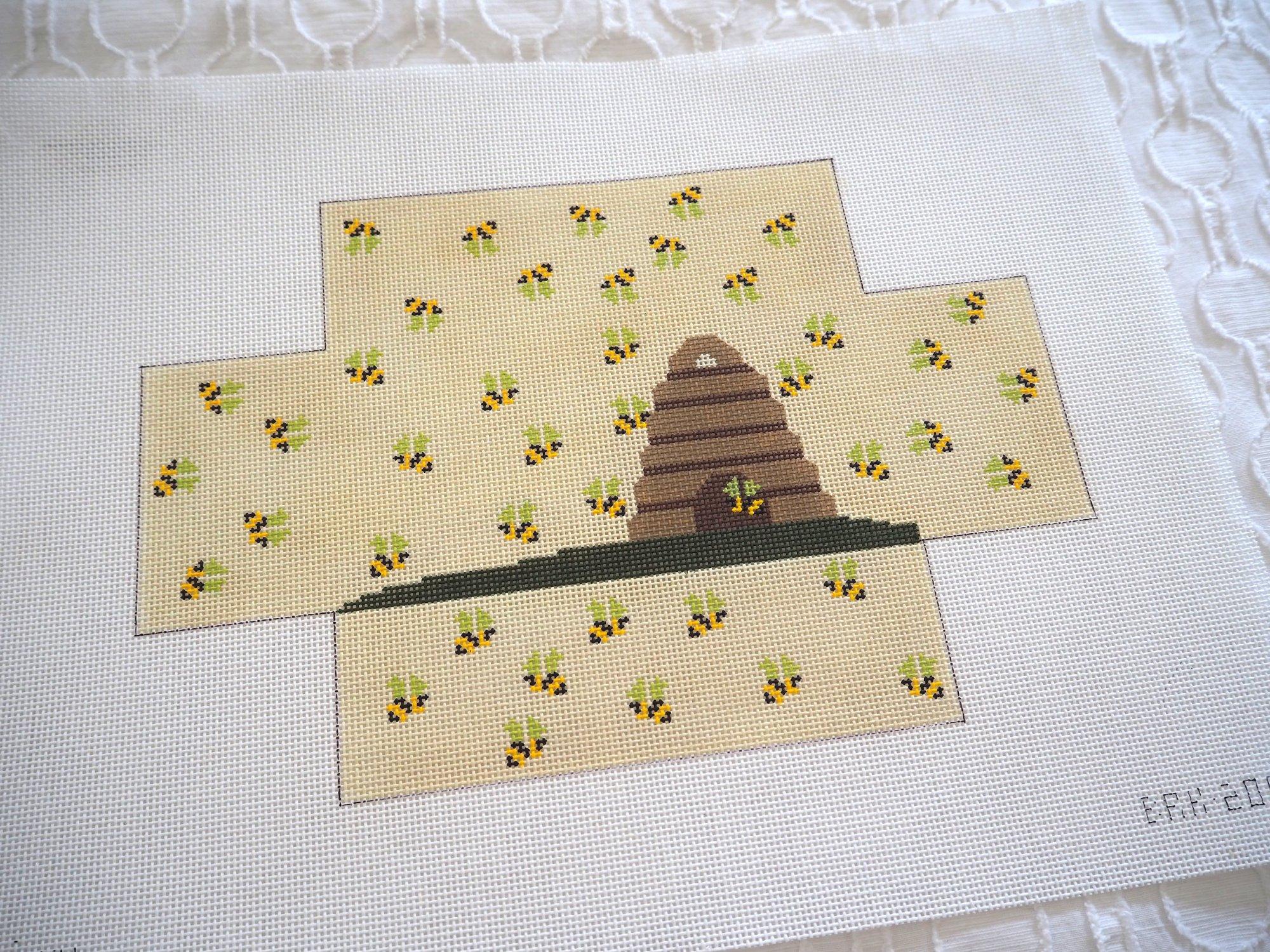 Bee & Hive Brick Cover BRK208
