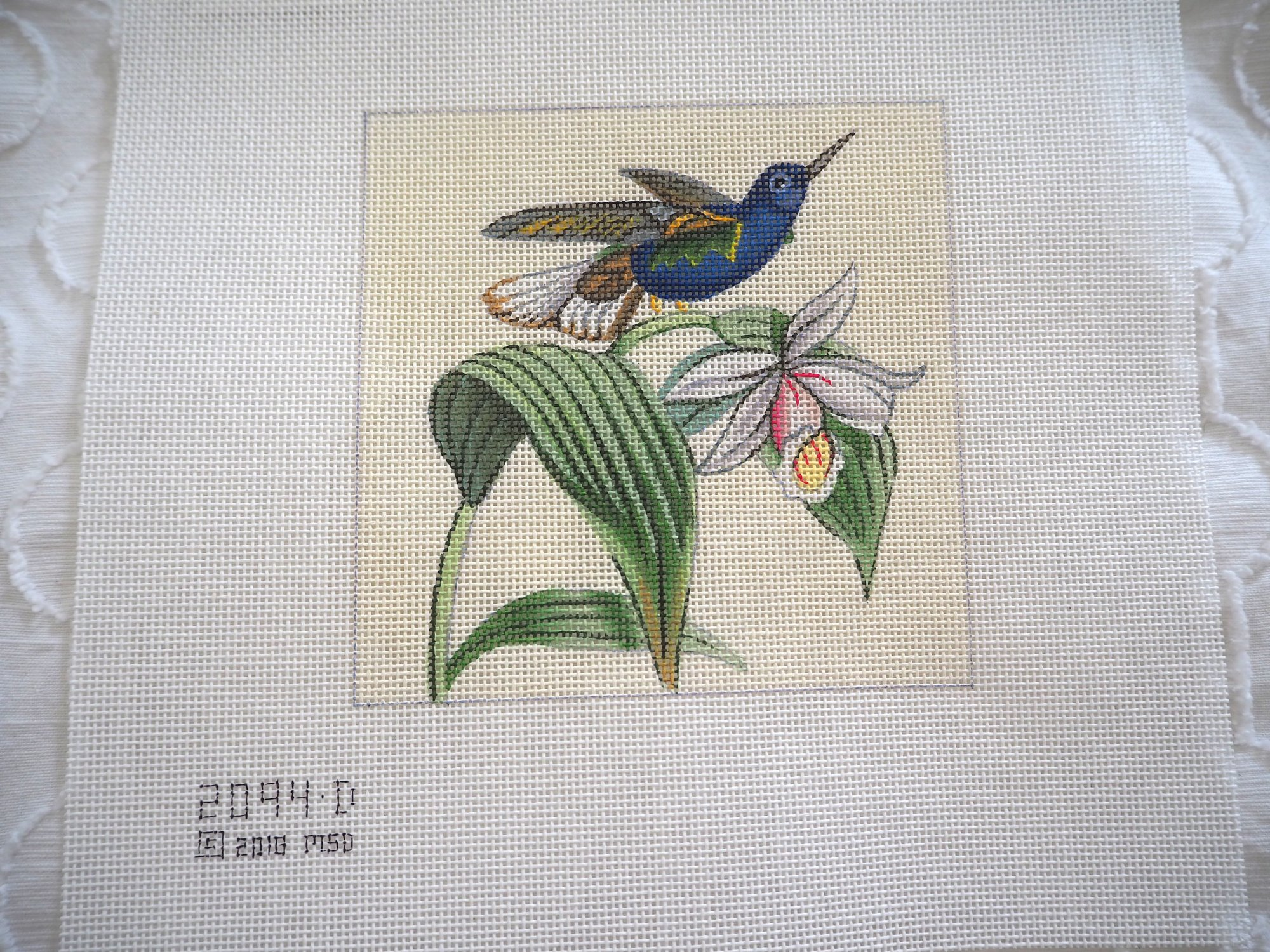 Blue Hummingbird 2094D