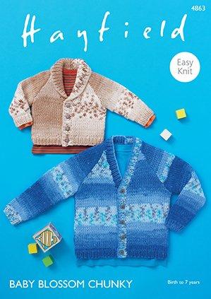 Sweater Pattern 4863