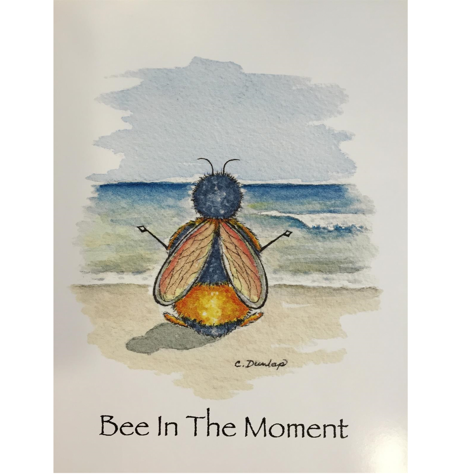 Bee in the Moment CO-001