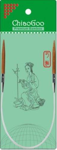 ChiaoGoo Bamboo Circular
