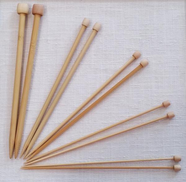 Clover Straight Needles