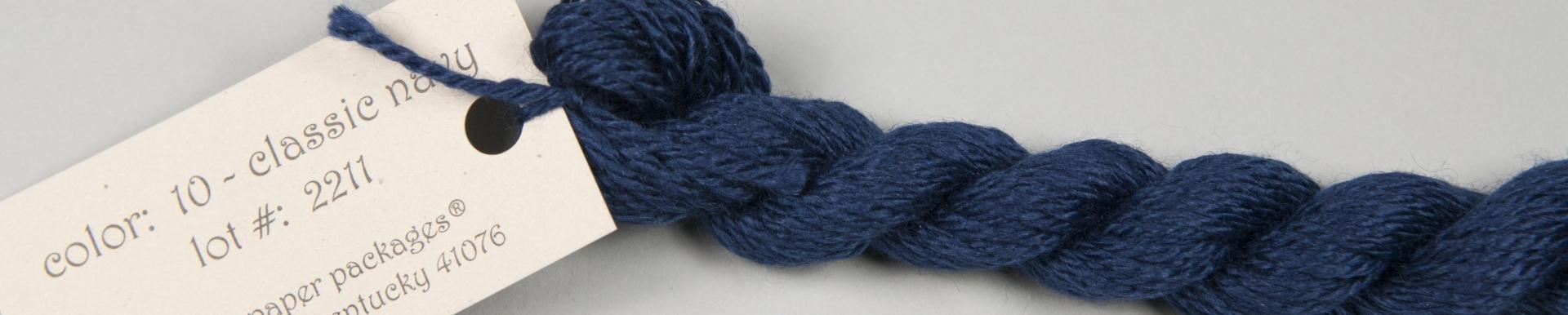 Silk & Ivory 10 NAVY
