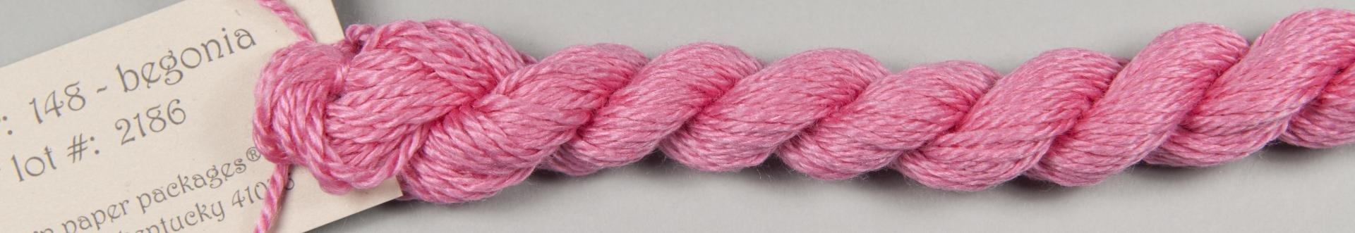 Silk & Ivory 148 Begonia