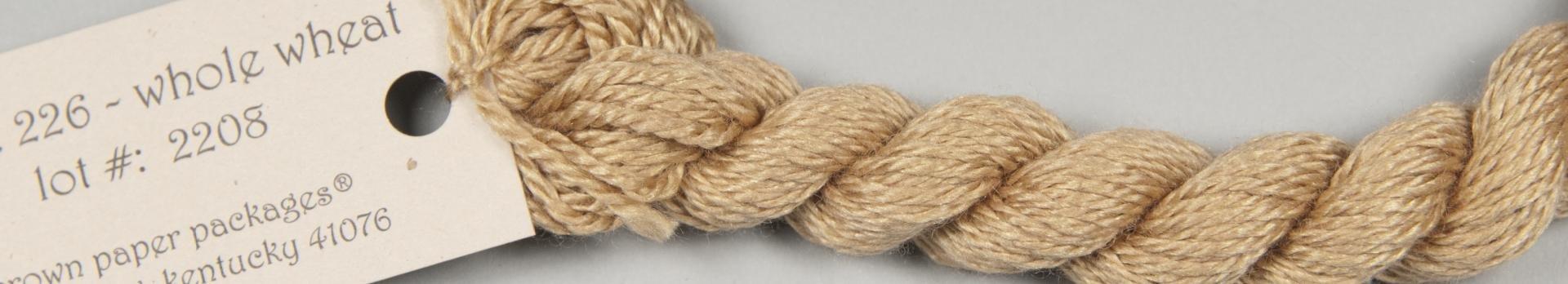 Silk & Ivory 226 Whole Wheat