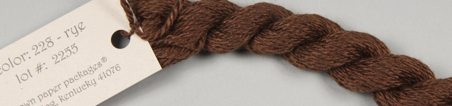 Silk & Ivory 228 RYE