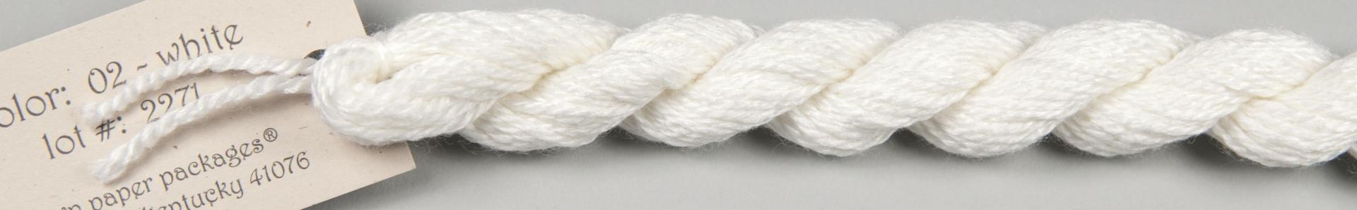 Silk & Ivory 02 WHITE