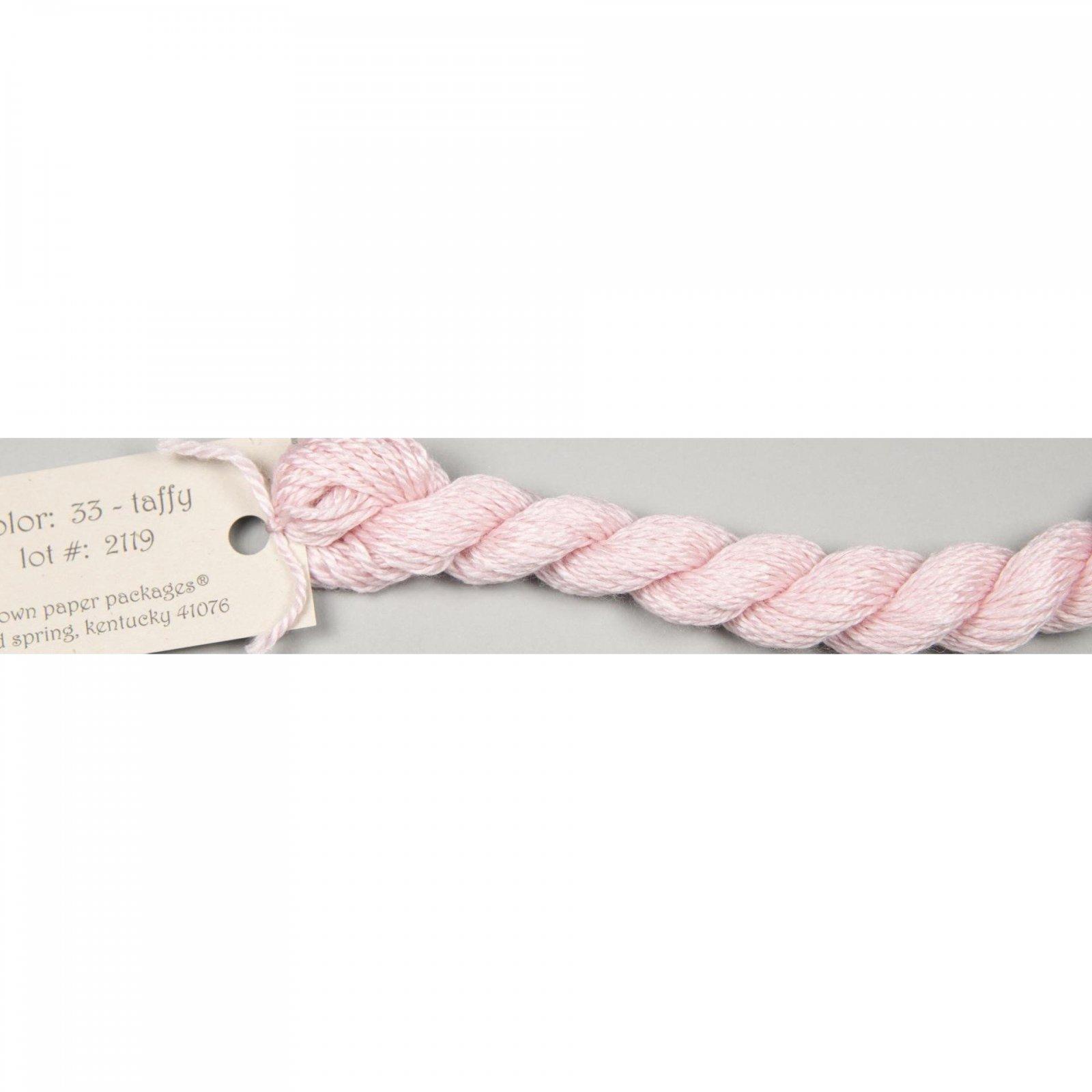 Silk & Ivory 033 Taffy