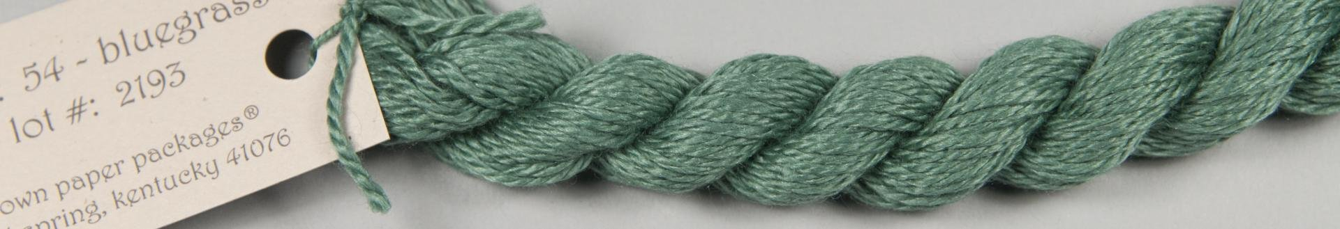 Silk & Ivory 54 Bluegrass