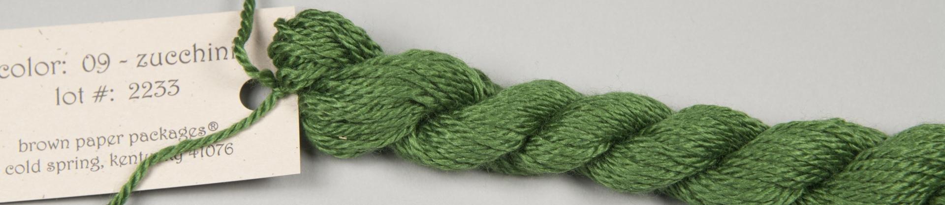 Silk & Ivory 09 Zucchini