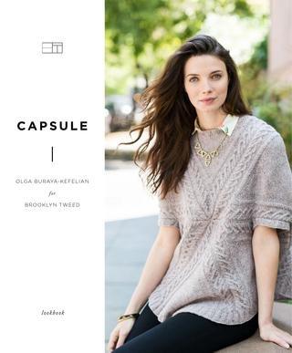 CAPSULE by Olga Buraya-Kefelian Fall 2015