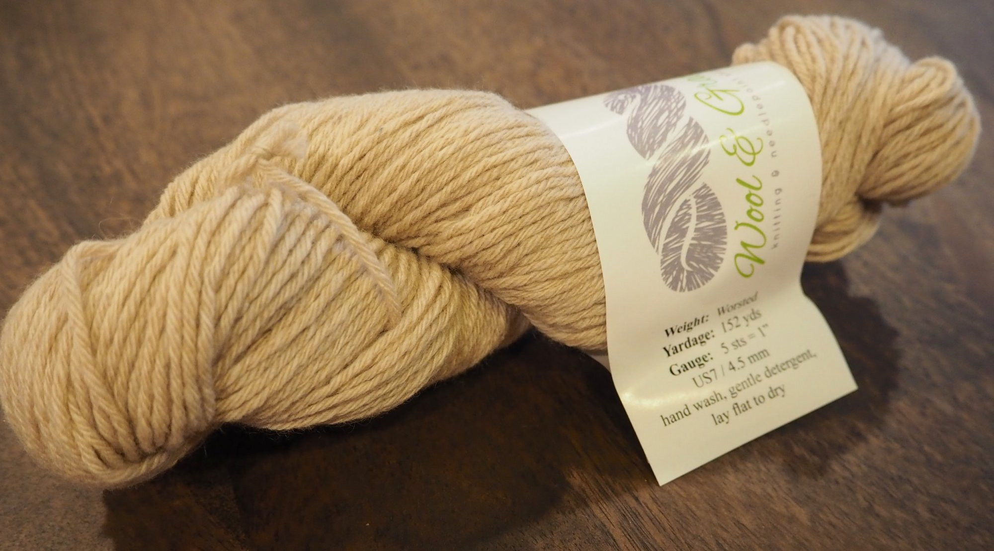 W&G Recycled Cashmere Blend