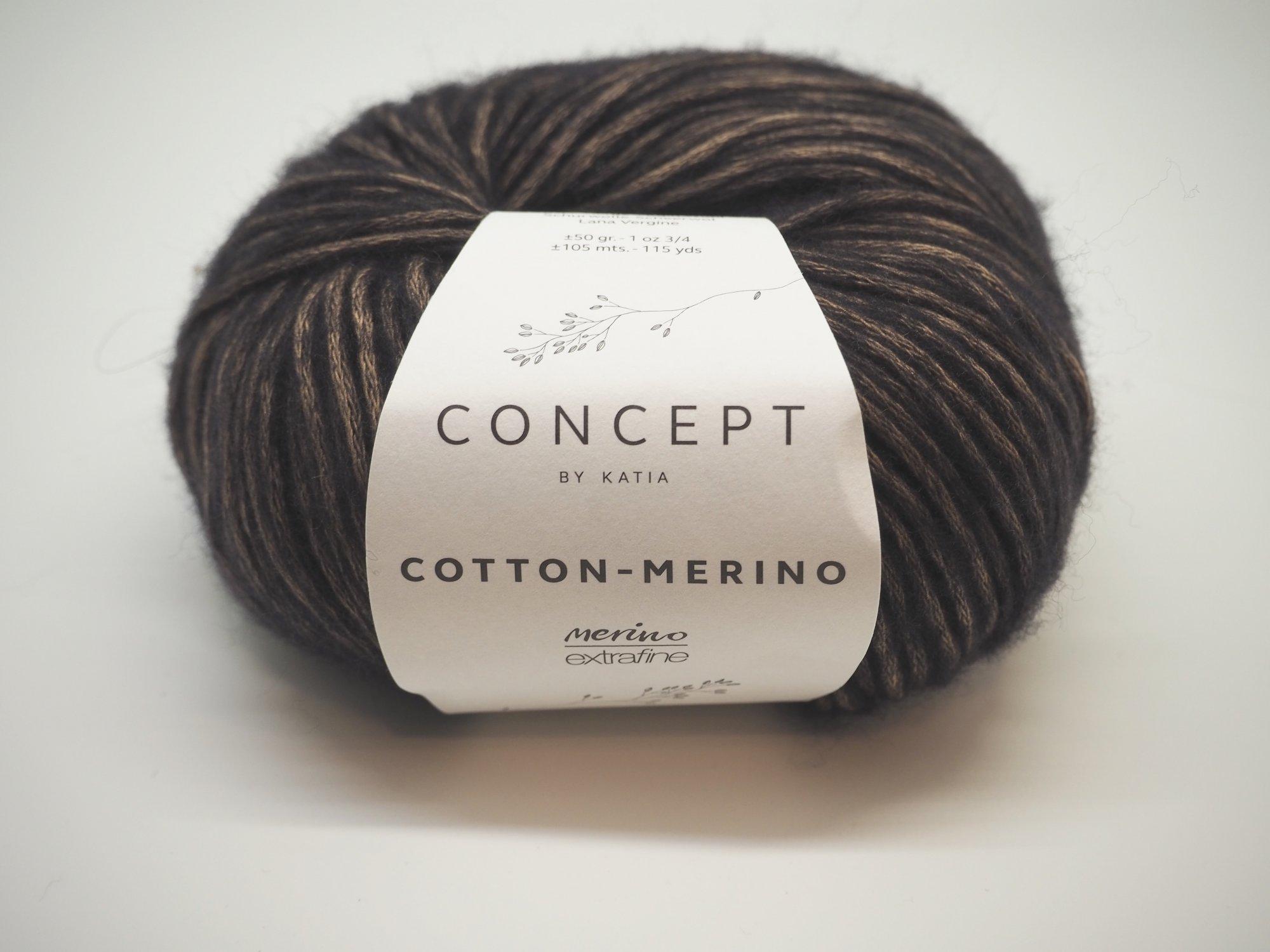 /100/g//aprox Katia Merino Classic/ /Color: Marengo 240/m lana 14 /