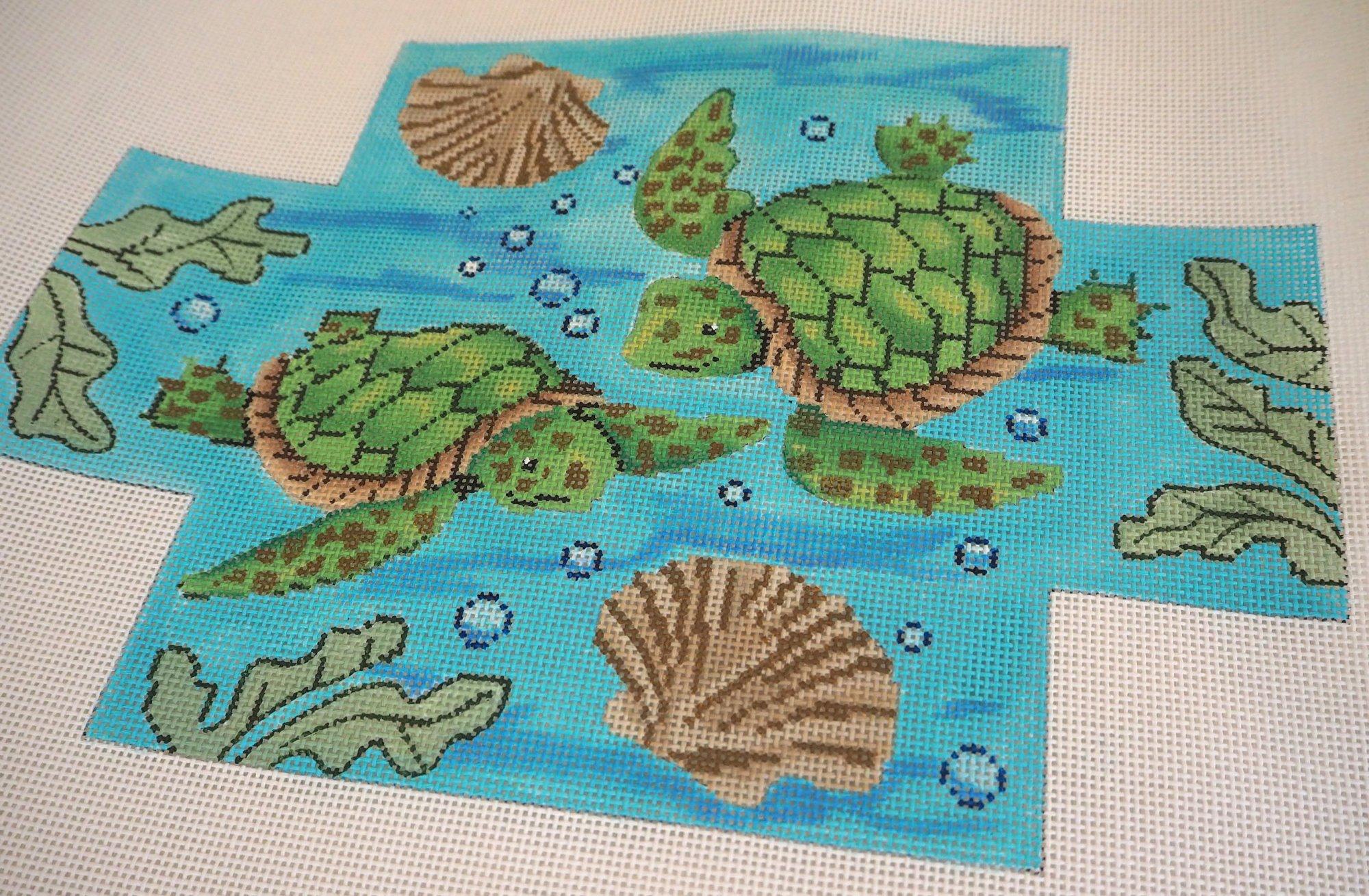 Sea Turtles Brick Cover GE438