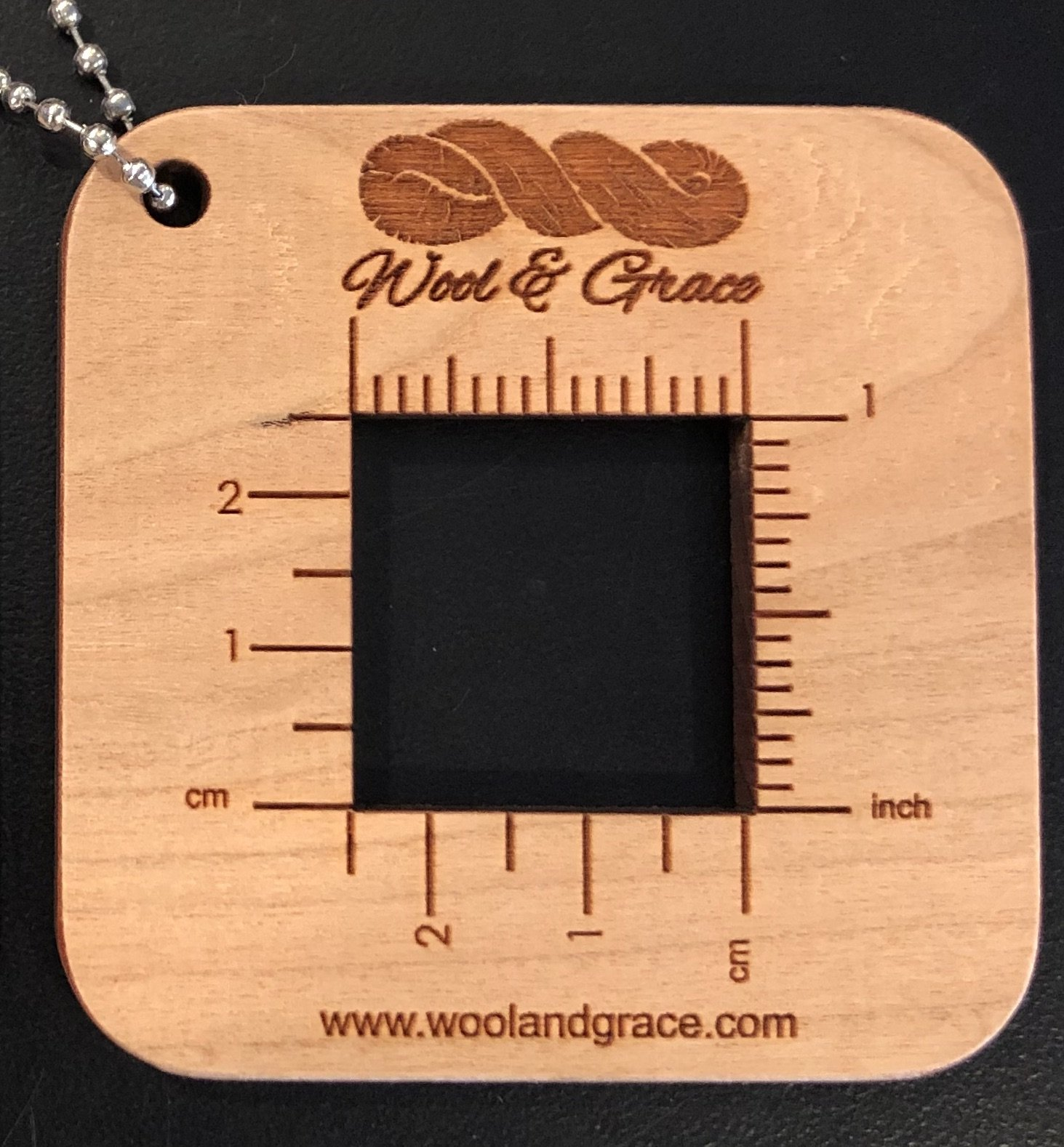 1 Gauge Swatch Mini Tool