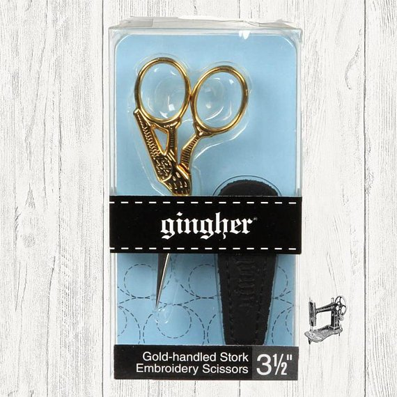 Gingher Gold Scissors