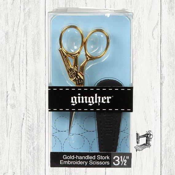 Gingher Gold Scissors
