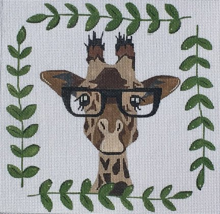 Giraffe with Glasses ZIA-54
