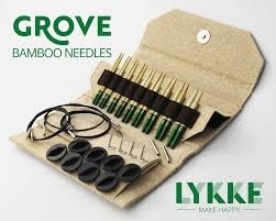 LYKKE Grove Bamboo Interchangeable Set