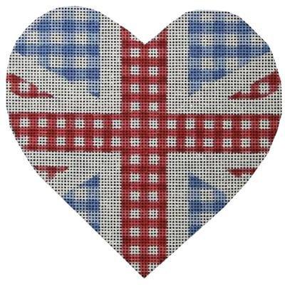 Union Jack Heart KB093