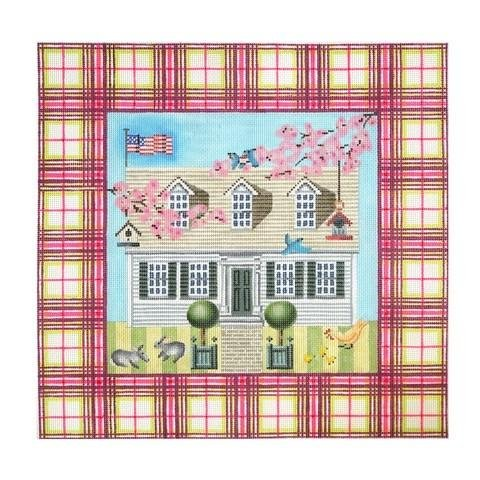 Tartan Spring House KB13313