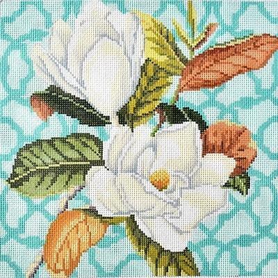 Trellis Square Magnolia KB1361