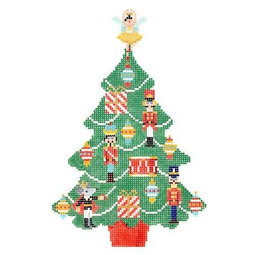 Christmas Nutcracker Tree KB1453